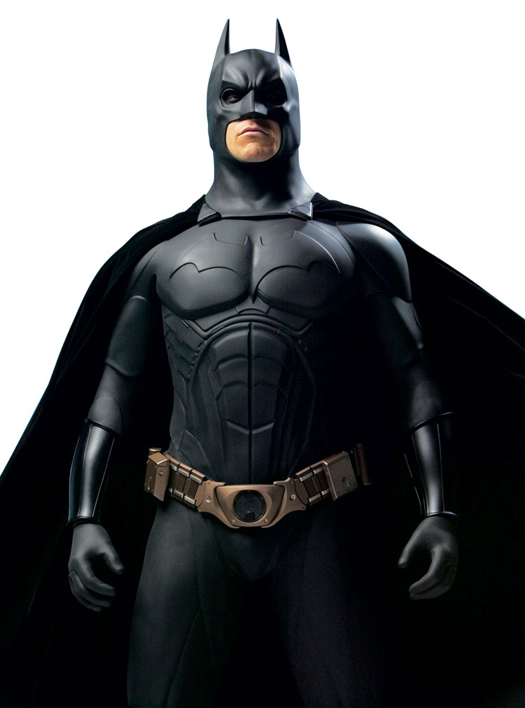 Top 5 Successful Batma... Christian Bale Batman
