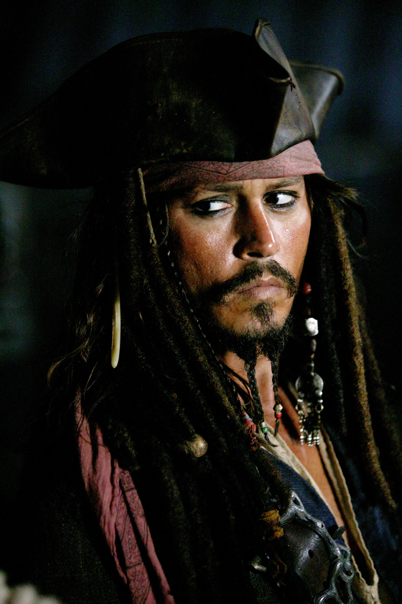 who played in pirates of the caribbean